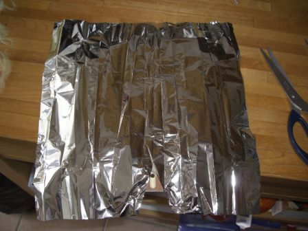Une couche de Mylar
