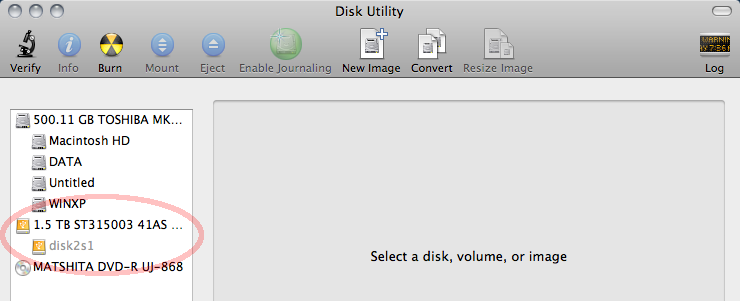 DCP Drive Formats