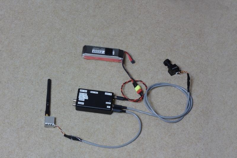 Célèbre Régulateur à découpage pour caméra embarquée - DigitalSpirit FD98